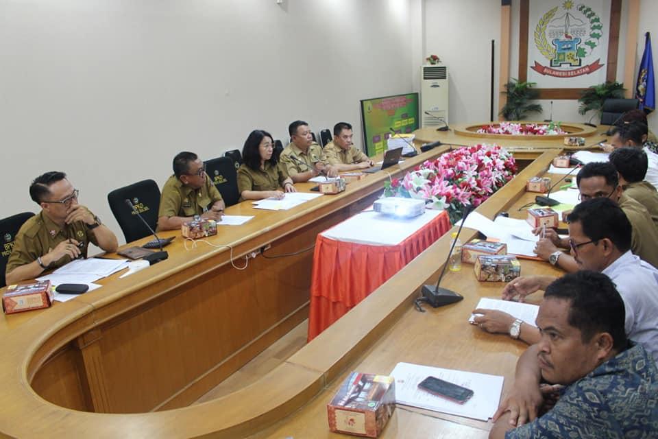 Evaluasi APBD T.A 2020 Kabupaten Toraja