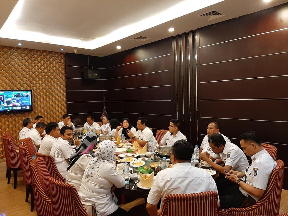 Makan Bersama Pejabat BPKD Prov. SulSel Tahun 2019